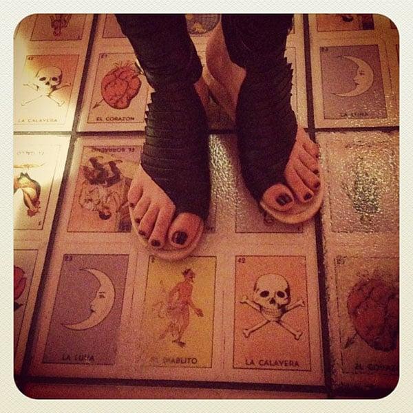 Take A Tour Of Kat Von D S Shoe Closet