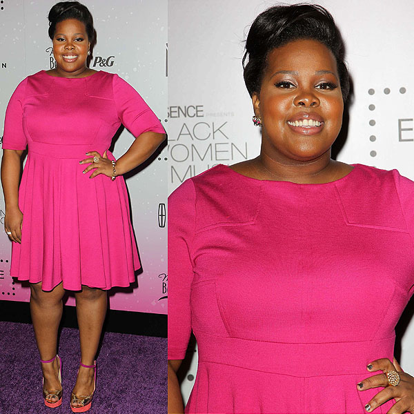 Amber Riley 4th Annual Essence Black Women In Music