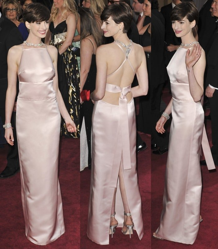 Oscars 2013: The Top 5 Celebrity Shoes On The Red Carpet