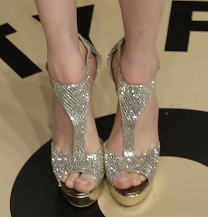 Bella-Heathcote-Jimmy-Choo-Tease-Sandals