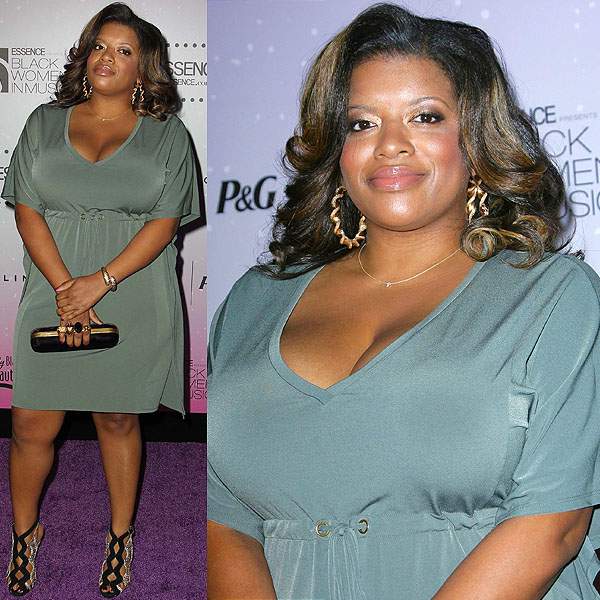 Singer-songwriter Candice Nelson attends the 4th Annual ESSENCE Black Women In Music