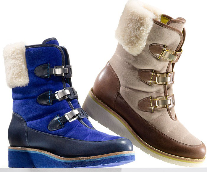 Cole Haan Lania Boots
