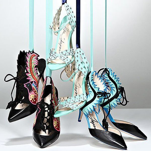 Isa Tapia Spring 2013 Shoes