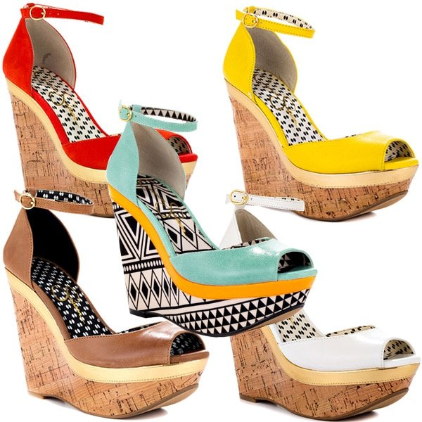 Jessica Simpson Keira Wedges
