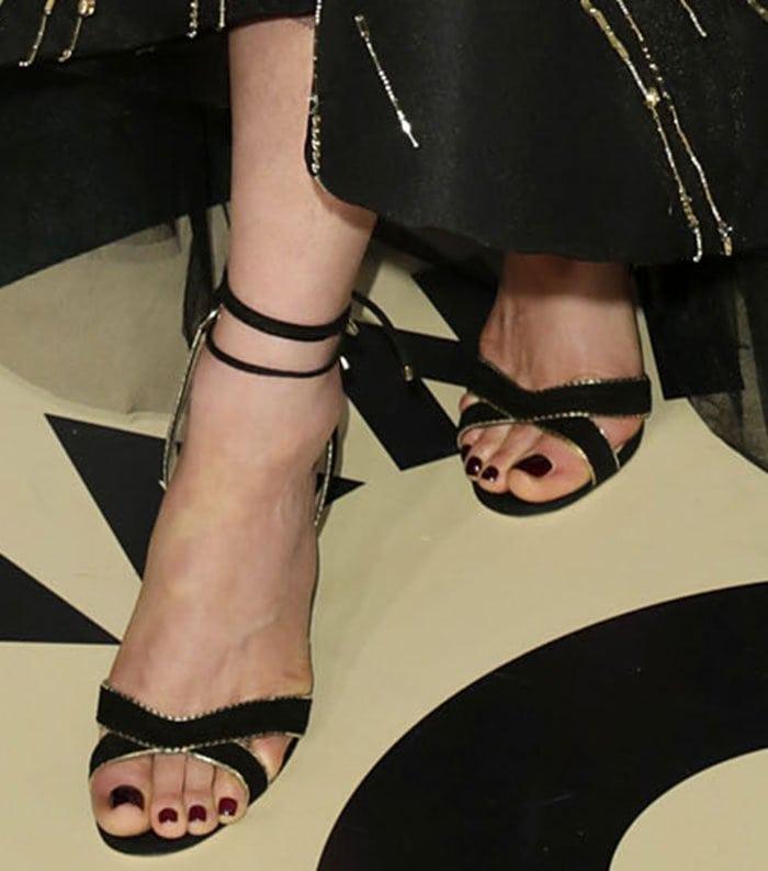 Kate-Beckinsale-Jimmy-Choo-sandals