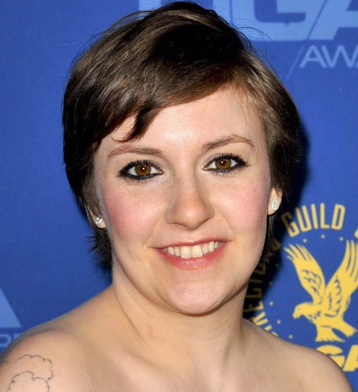 Lena Dunham won an award for Outstanding Directorial Achievement in a Comedy Series