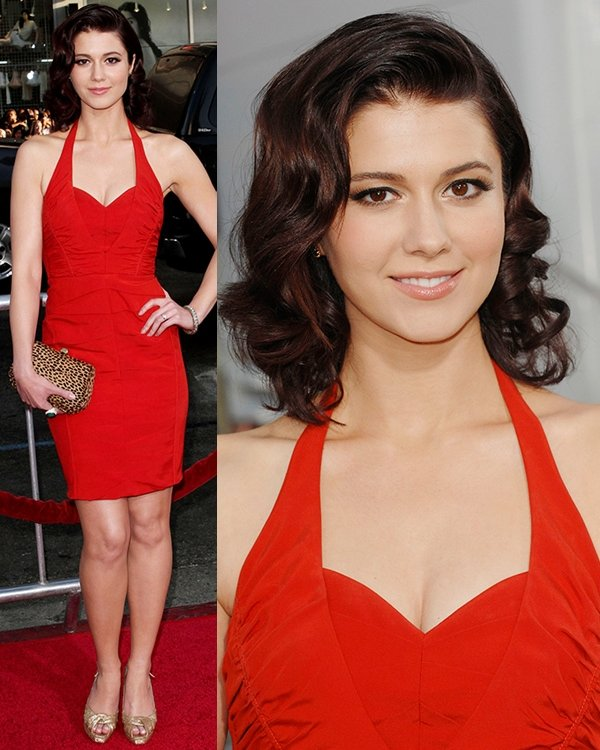Mary Elizabeth Winstead at the Scott Pilgrim vs. The WorldLos Angeles premiere held at The Grauman's Chinese Theatre Hollywood, Los Angeles,California, July 27, 2010