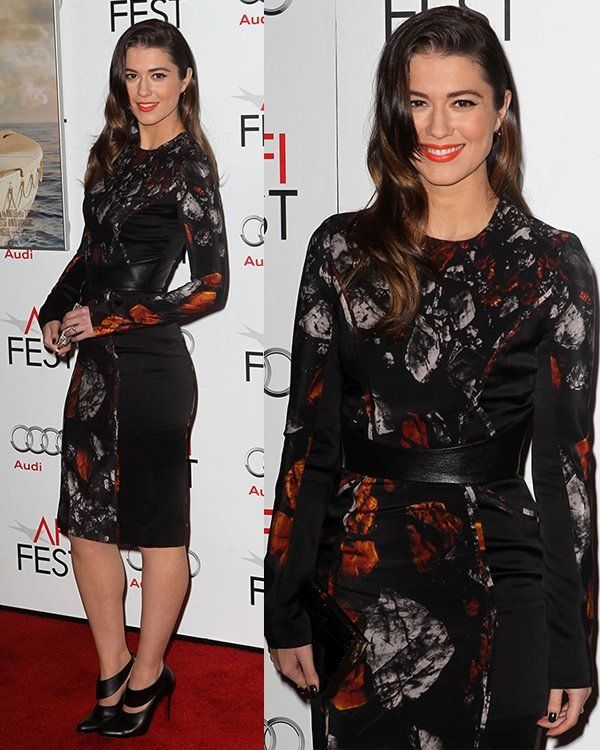 Mary Elizabeth Winstead at the Life of Pipremiere at Grauman's Chinese Theatre during the 2012 AFI Fest, Hollywood, Los Angeles,California, November 2, 2012