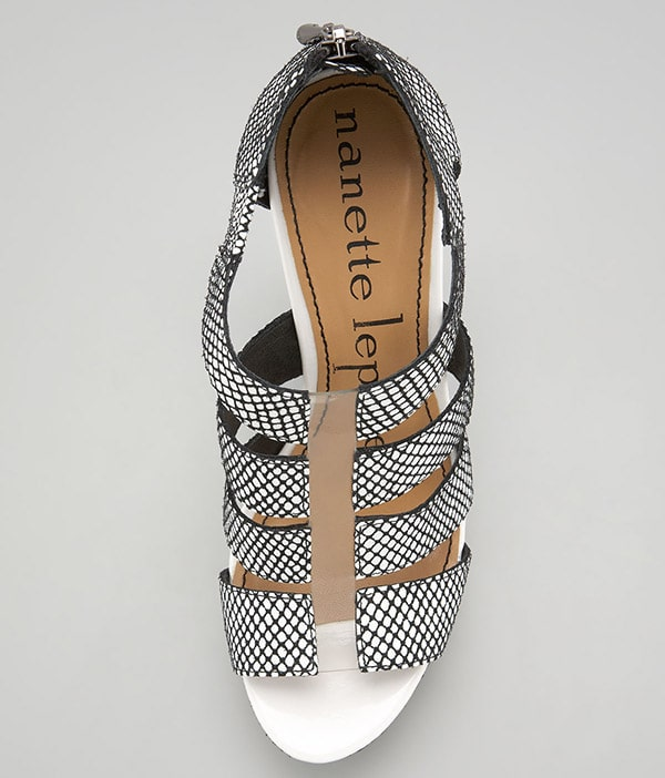 Nanette Lepore Addicted to You Runway Wedge Sandal