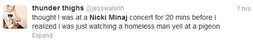 Nicki Minaj Twitter 5