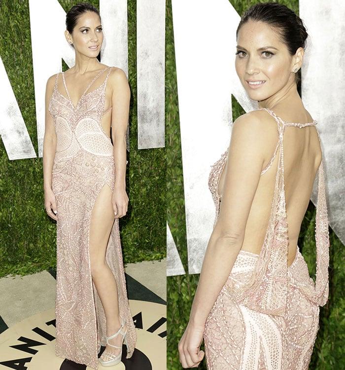 Olivia-Munn-2013-Vanity-Fair-Oscar-Party