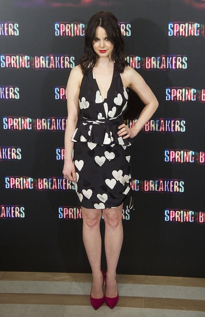 Rachel-Korine-Spring-Breakers-photo-call