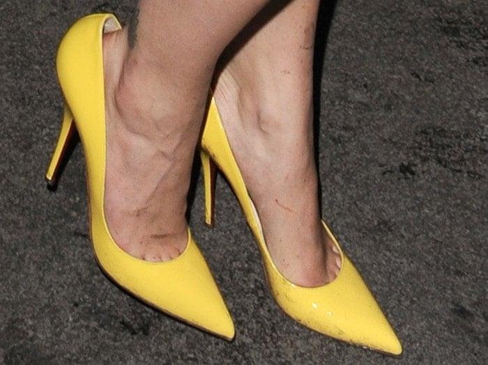 Rita Ora's wrap party at Mahiki