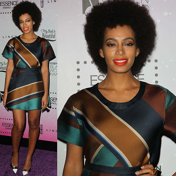 Solange Knowles 4th Annual Essence Black Women In Music