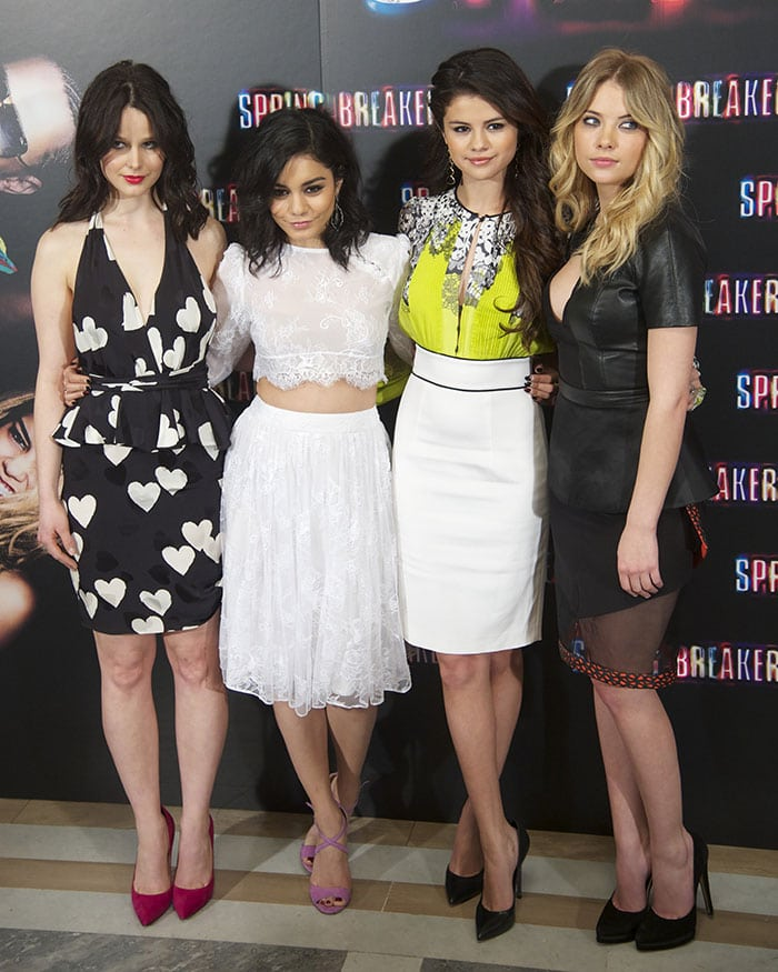 Spring-Breakers-photocall-Madrid-1