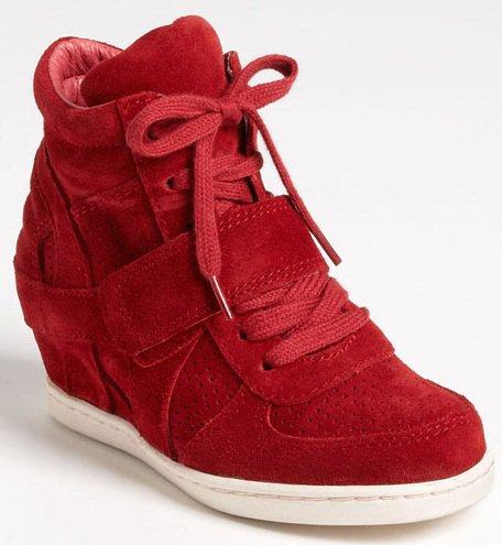 ash babe sneaker wedge