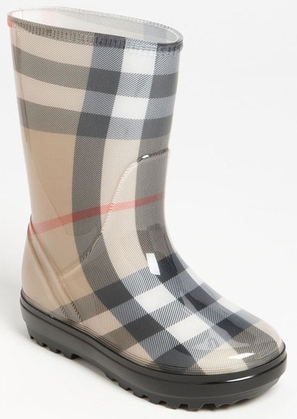 burberry frogrise rain boots