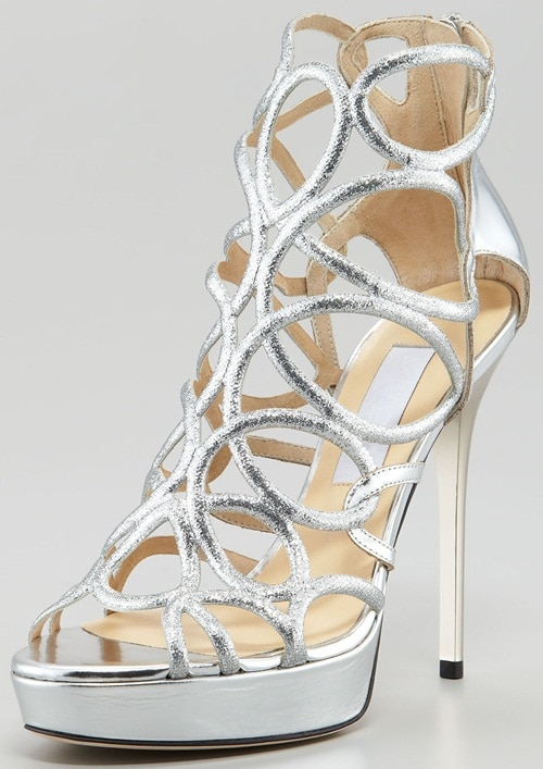 Jimmy Choo Blast Sandals