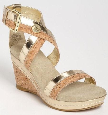 stuart weitzman alabaster sandal