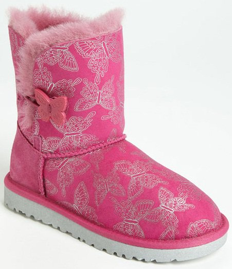 ugg bailey button butterfly boot