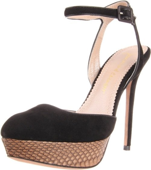 "Jean-Michel Cazabat ""Lex"" Pumps in Black"