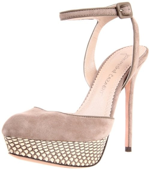 "Jean-Michel Cazabat ""Lex"" Pumps in Clay"