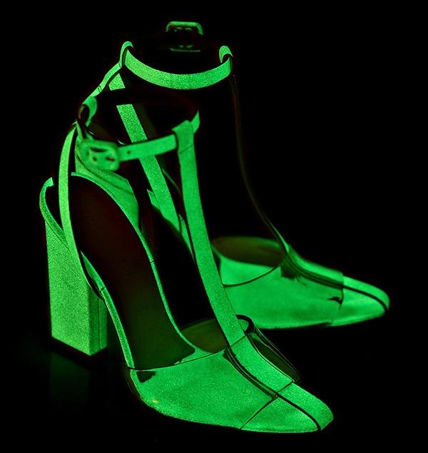 Alexander Wang Glow In The Dark Agata Sandals2