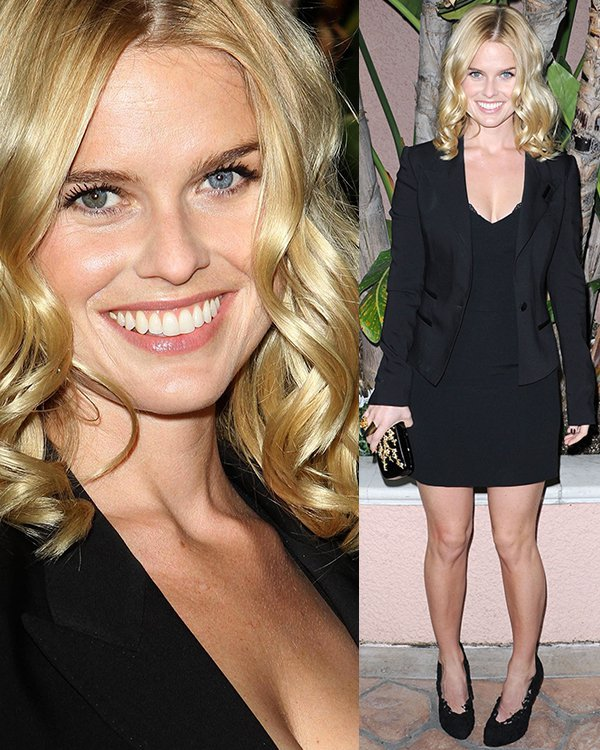 Alice Eve The 21st annual Children's Defense Fund California 'Beat The Odds' Awards at The Beverly Hills hotel Los Angeles, California December 1, 2011