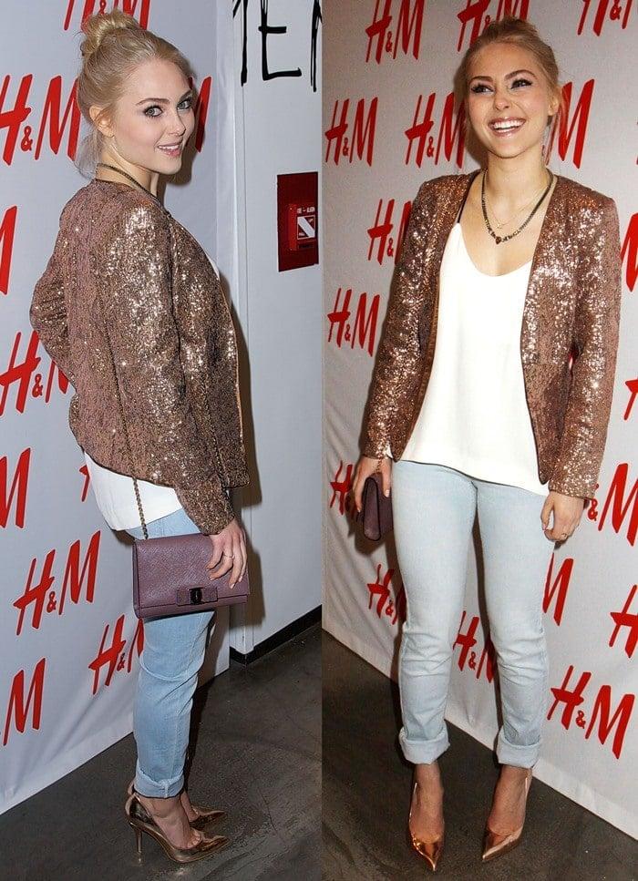 H&M 'Denim Days' Launch