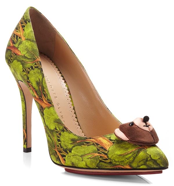 Charlotte Olympia Bear Necessities Shoe