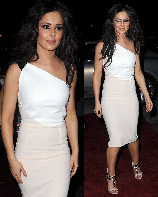 Cheryl Cole at Girls Aloud end of tour party held at Vermilion & Cinnabar on March 21, 2013