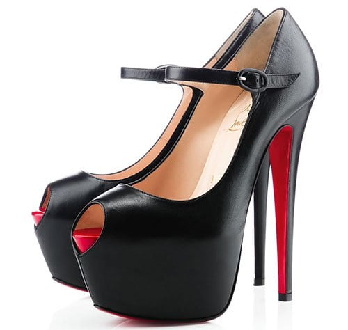 Christian Louboutin Lady Highness Pumps