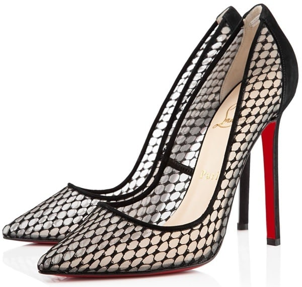 Christian Louboutin Pigaresille, $795