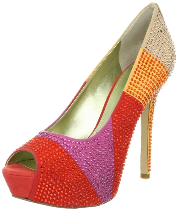 Enzo Angiolini Tonell Red