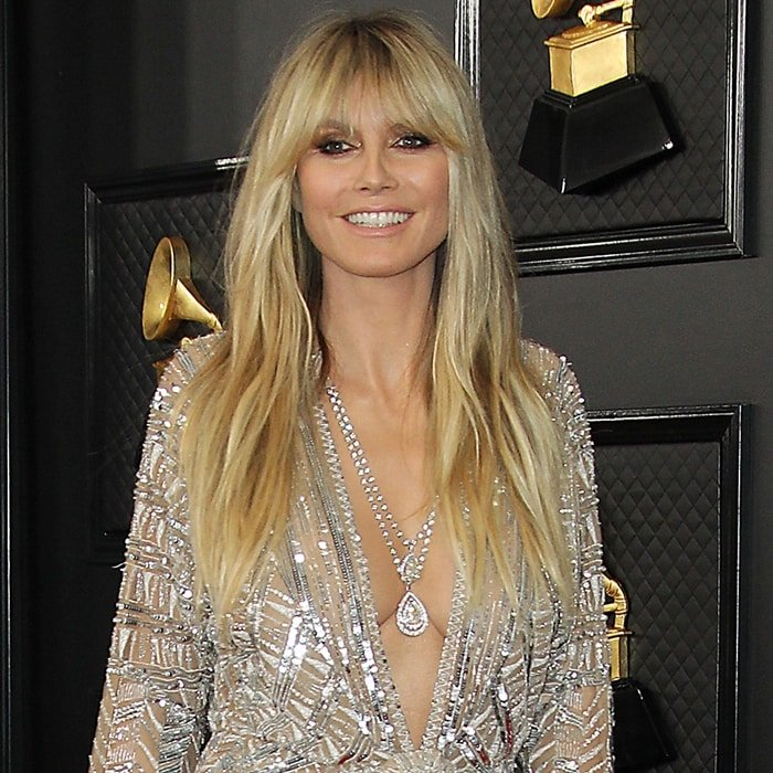Heidi Klum has a net worth of $90 million and an annual income of $19 million