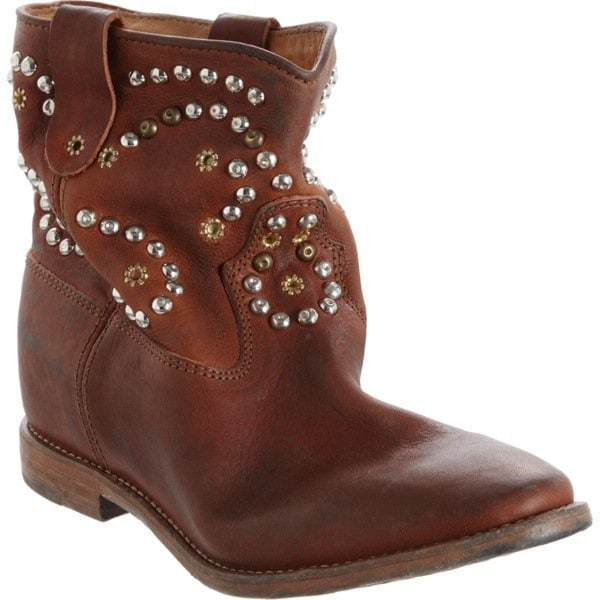 Isabel Marant Caleen Boots in Brown