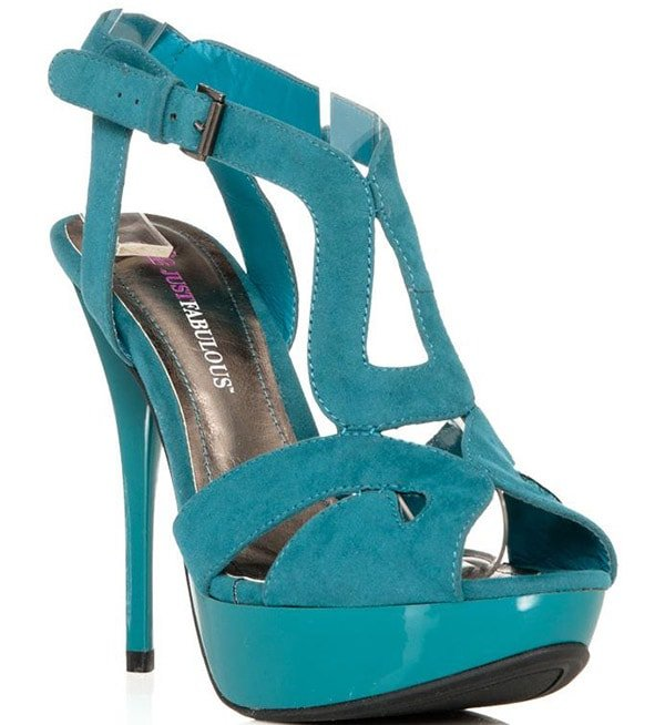 JustFab Reese Sandals