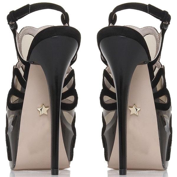 KG Kurt Geiger Kitty sandals 2