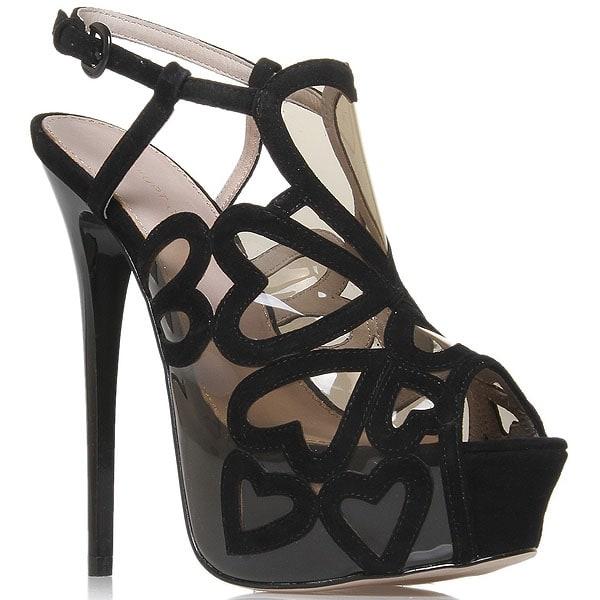 KG Kurt Geiger Kitty sandals