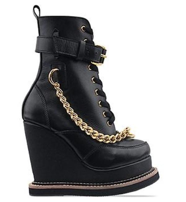 KTZ - Lace Up Boots