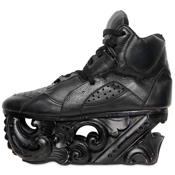 KTZ sculpted platform sneakers