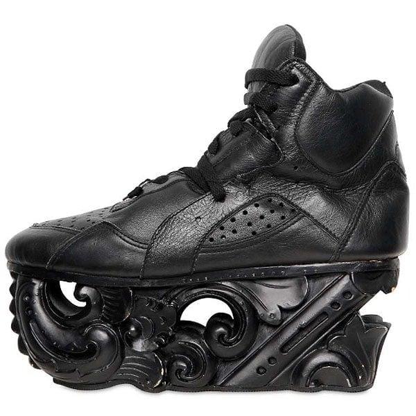 KTZ sculpted platform sneakers