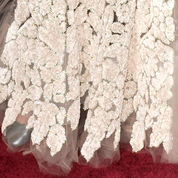Kristen Stewart shoes 2013 Oscars