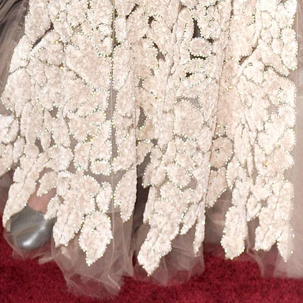 Kristen Stewart shoes 2013 Oscars