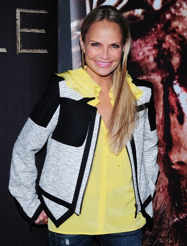 Kristin Chenoweth attends The Bible Experience Opening Night Gala