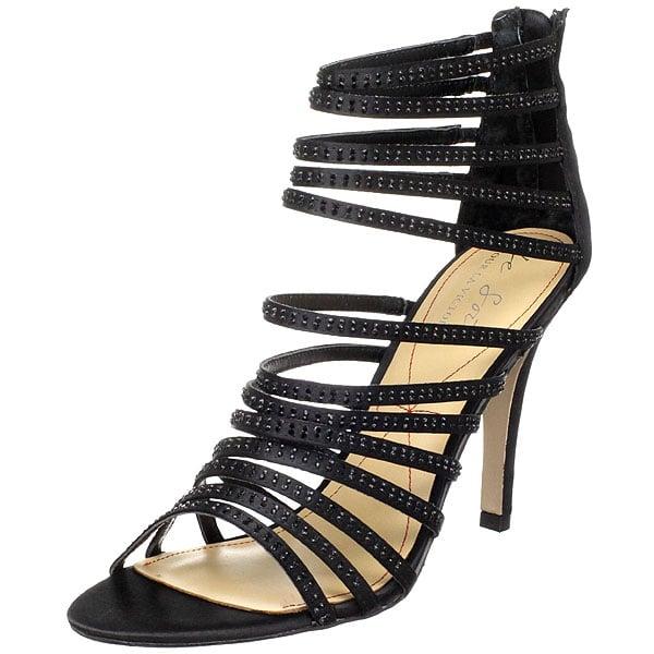 """Le Soir by Pour La Victoire """"Briller"""" Strappy Sandals"""