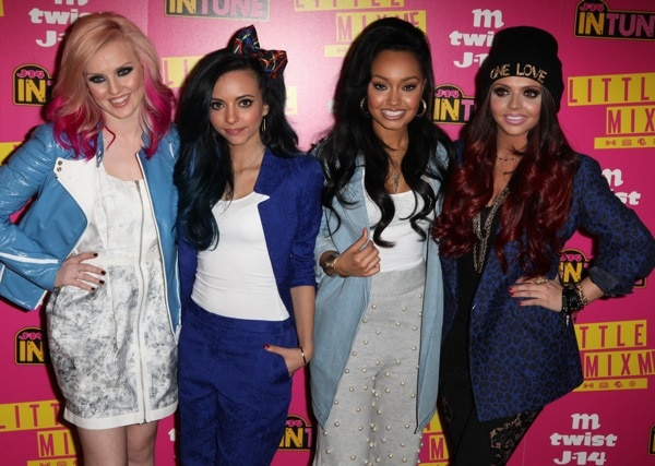 J-14 Intune Little Mix Me