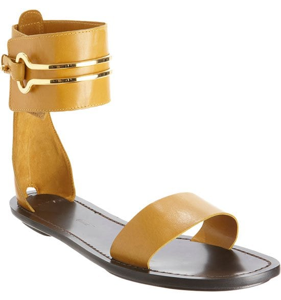 Maiyet Ankle Cuff Sandals