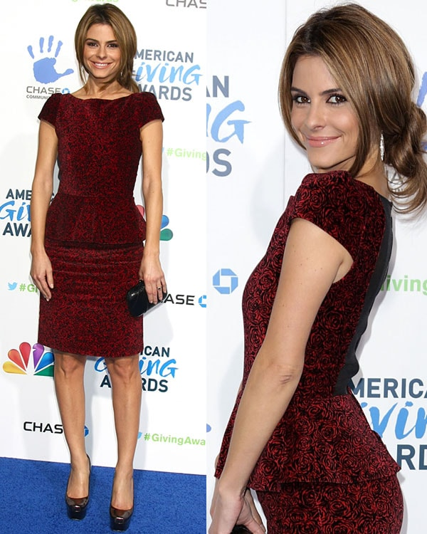 Maria Menounos 2nd Annual American Giving Awards presented by Chase held at the Pasadena Civic Auditorium Pasadena, California