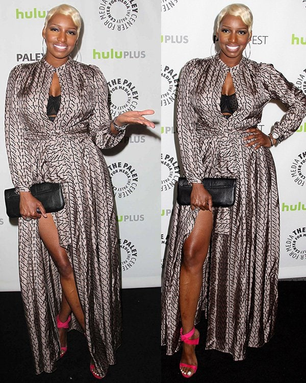 Nene Leakes at 30th Annual PaleyFest - 'The New Normal'